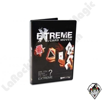 Extreme Card Moves DVD