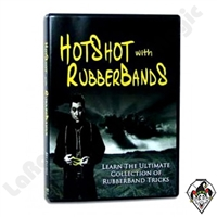 Hot Shot with Rubber Bands DVD