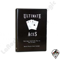 Magic | Card Magic | Ultimate Aces with DVD