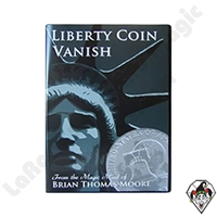Liberty Coin Vanish DVD