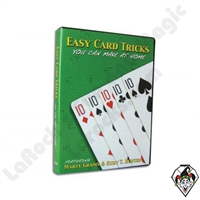 Easy Card Tricks You Can Make At Home DVD