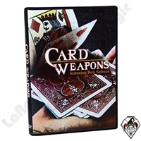 Card Weapons DVD