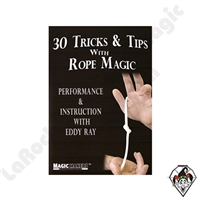 Magic | Rope Magic | 30 Tricks & Tips with Rope DVD