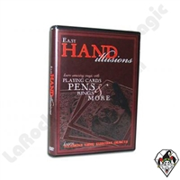 Hand Illusions DVD