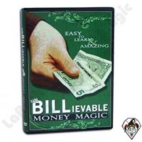 Magic | COIN MAGIC | COIN MAGIC PAGE 3 | DVD Unbillievable Money Magic