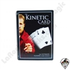 Magic | Card Magic | Kinetic Card with DVD