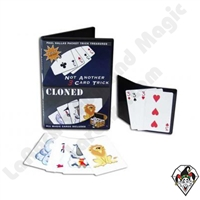 Not Another 3 Card Trick and Cloned Packet Tricks with Teaching DVD