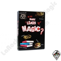 Do You Want To Learn Magic DVD