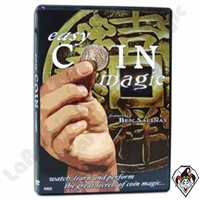 Easy Coin Magic More Than 50 Effects and Routines DVD