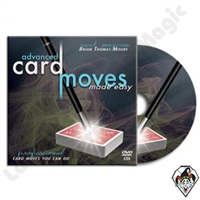 Advanced Card Moves Made Easy DVD