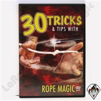 30 Amazing Tricks & Tips with Rope DVD