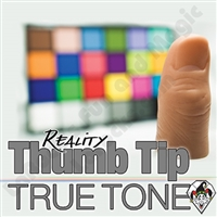 Magic | Thumb Tips | Thumb Tip A-Z | Thumb Tip E Reality Tip