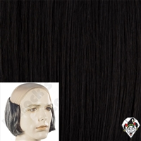 Clowning | Apparel | WIGS | Bald Tramp Wigs | Black