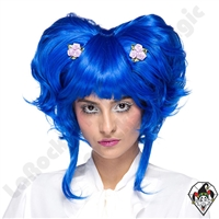 Wig Yuki Dark Blue