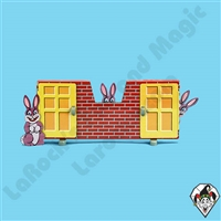New Stuff | 11-22-11 | 11-23-11 | Magic Coloring Book | Children's Magic | Coloring Books | Twicky Wabbit (AKA Run Rabbit Run)
