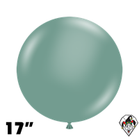 TUFTEX 17 Inch Round Pastel Willow Balloons 50ct