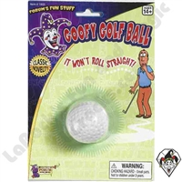 Jokes & Novelties | Jokes | Goofy Golf Ball