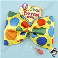 Clowning | Apparel | Clown Ties | Jumbo Squirt Bow Tie