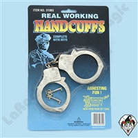 Magic | Escapes | Handcuffs Metal Economy