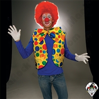 Clowning | Apparel | Clown Ties | Clown Vest