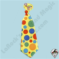 Clowning | Apparel | Clown Ties | Polka Dot Long Tie