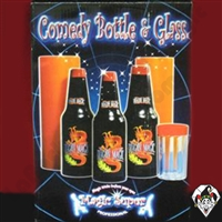 Magic | Stage Magic | Comedy Bottle & Glass