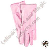 Clowning | Apparel | Gloves | Gloves Pink Economy