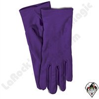 Clowning | Apparel | Gloves | Gloves Purple Economy