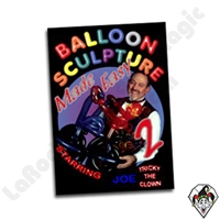 Videos, DVD, & CDs | Balloon Sculpture Made Easy Volume 2