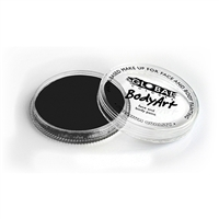 Global Body Art Standard Soft Black 32 Gram Face Paint