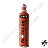 Global FX Glitter Gel Iridescent Red