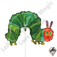 14 Inch Shape The Very Hungry Caterpillar Foil Balloon Betallic 1ct