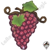 31 Inch Shape Linky Grapes Red Foil Balloon Betallatex 1ct