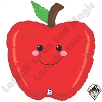 26 Inch Shape Produce Pals Apple Foil Balloon Betallatex 1ct