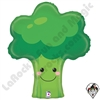 26 Inch Shape Produce Pals Broccoli Foil Balloon Betallatex 1ct