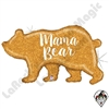 39 Inch Shape Mama Bear Foil Balloon Betallatex 1ct