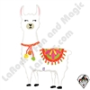 Betallatex 45 Inch Shape Llama Foil Balloon 1ct