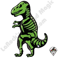 41 Inch Shape T-Rex Foil Balloon Betallatex 1ct