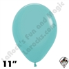 11 Inch Round Fashion Robbins Egg Blue Betallatex 100ct