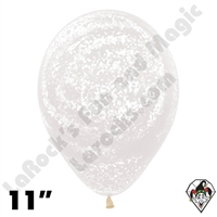11 Inch Round Graffiti Frosty Betallatex 50ct