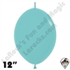 Betallatex 12 Inch Fashion Robbins Egg Blue Link O Loon 50ct