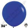 36 Inch Round Fashion Royal Blue Betallatex 10ct