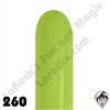 260B Deluxe Key Lime Green
