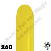 260B Metallic Yellow