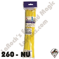 260B Nozzle Up Fashion Yellow Betallatex 50ct