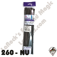 260B Nozzle Up Deluxe Black Betallatex 50ct