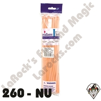 260B Nozzle Up Deluxe Peach-Blush Betallatex 50ct