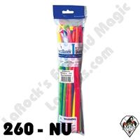 260B Assortment Nozzle Up Neon Betallatex 50ct
