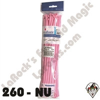 260B Nozzle Up Fashion Bubble Gum Pink Betallatex 50ct