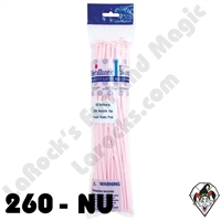 260B Nozzle Up Pastel Matte Pink Betallatex 50ct